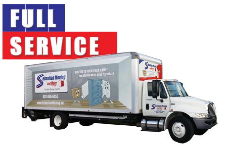 Full Service Moves